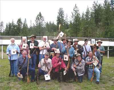 spokane rifle club muzzle loader division