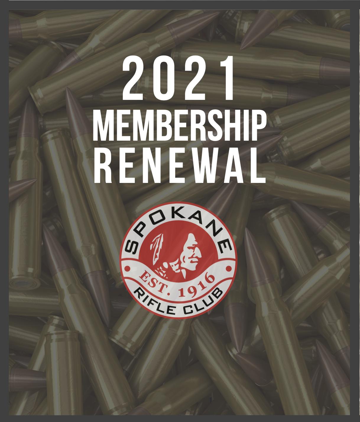 Annual Renewal Membership